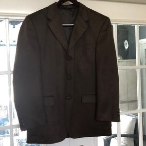 Bill Blass suit jacket